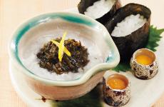 生本マグロ炙り柚子味噌1
