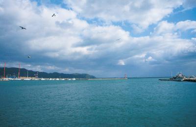 鳥取県境港(山陰)